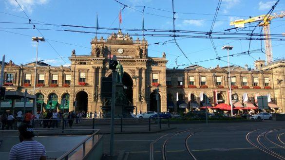 Weekend w Zurychu – relacja 1/2