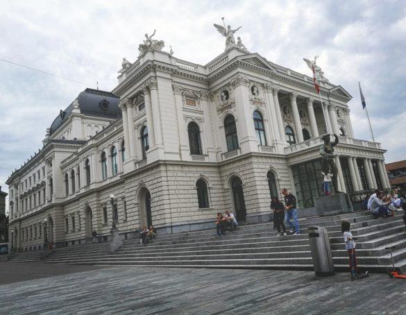 Opera w Zurychu
