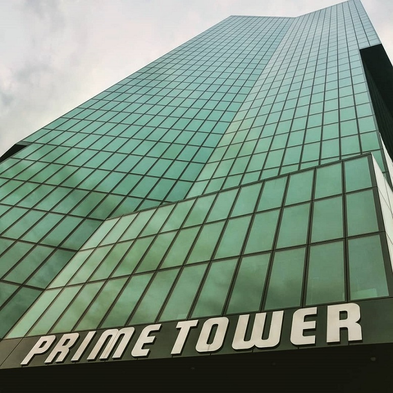 Prime Tower Zurych