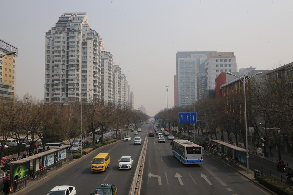 Zachmurzony Pekin
