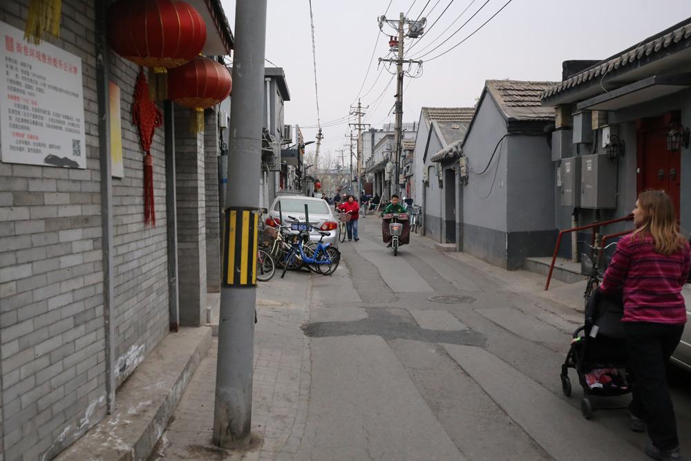 Pekin, hutongi