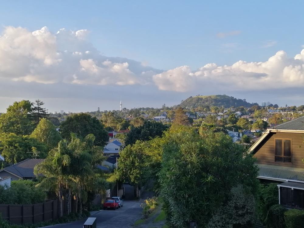 Mount Eden, wulkan w Auckland