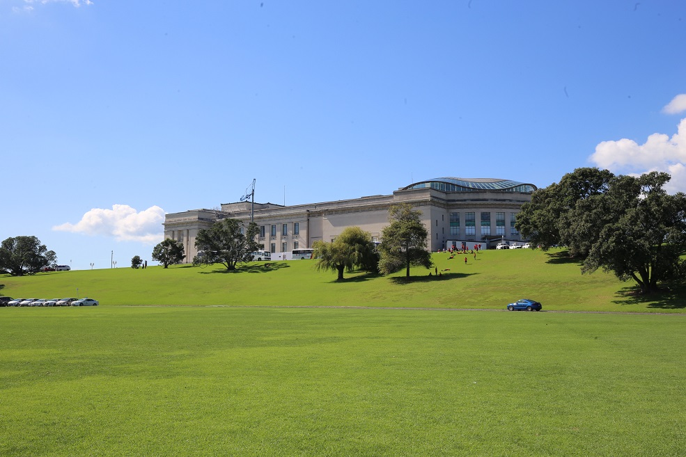 Auckland War Memorial Muzeum